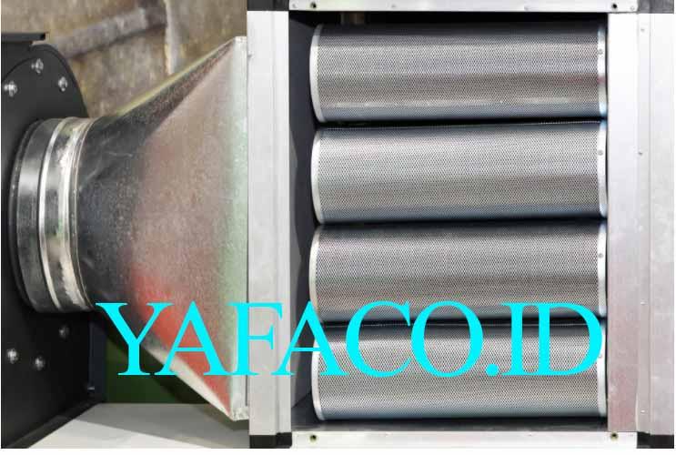 bahan Filter Industri